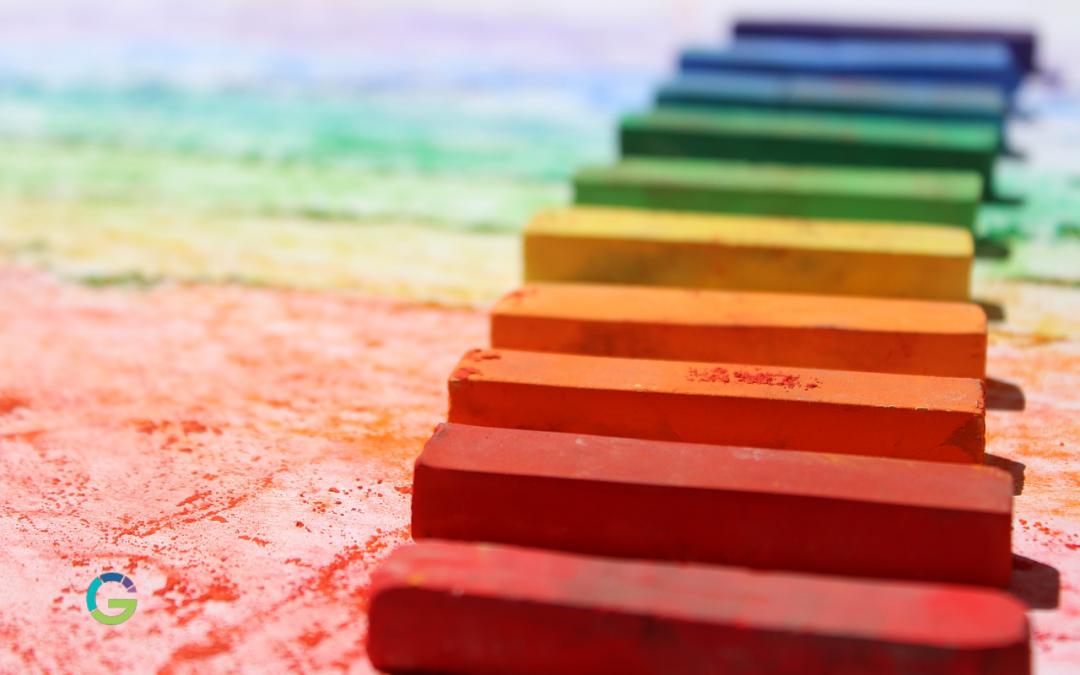 Psicología del color, logo design, diseño de logo
