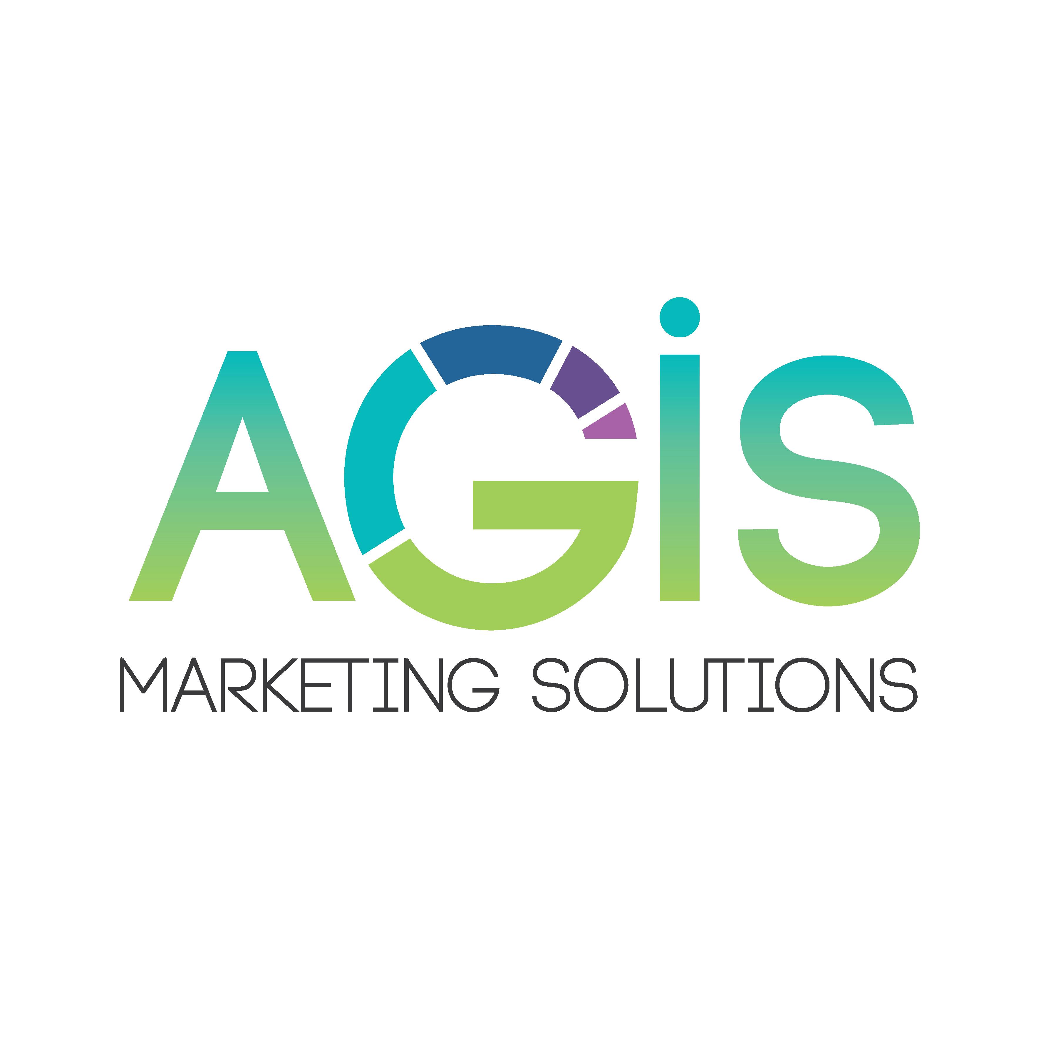 Logo Agis, web design, logo design, social media